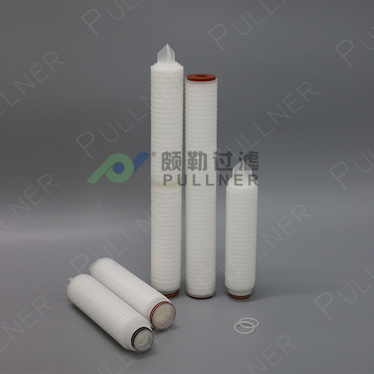 Manufacturer Sales PP Pleated Water Filter