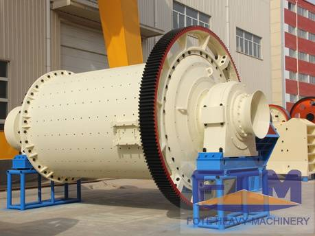 Dry process silica sand ball mill