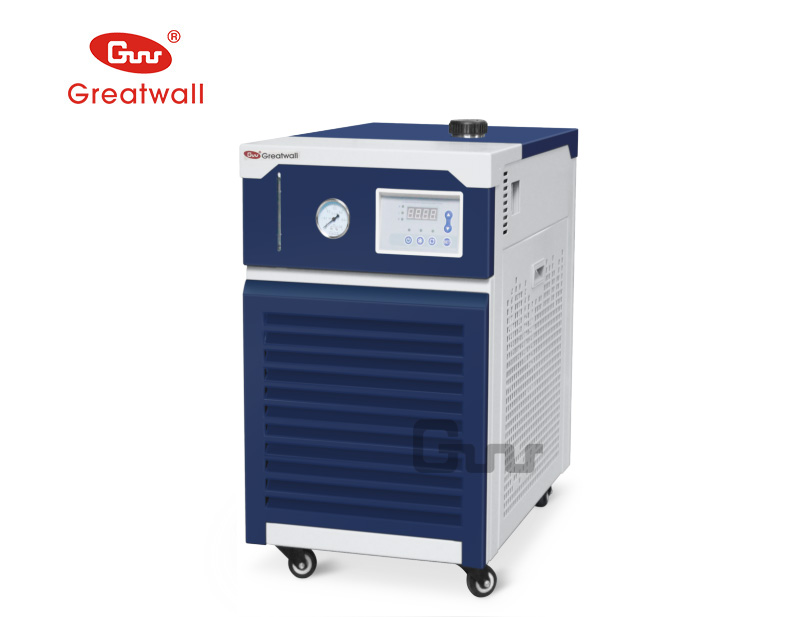 DL Series Circulating Water Chiller with Adjustable Pump Pressure