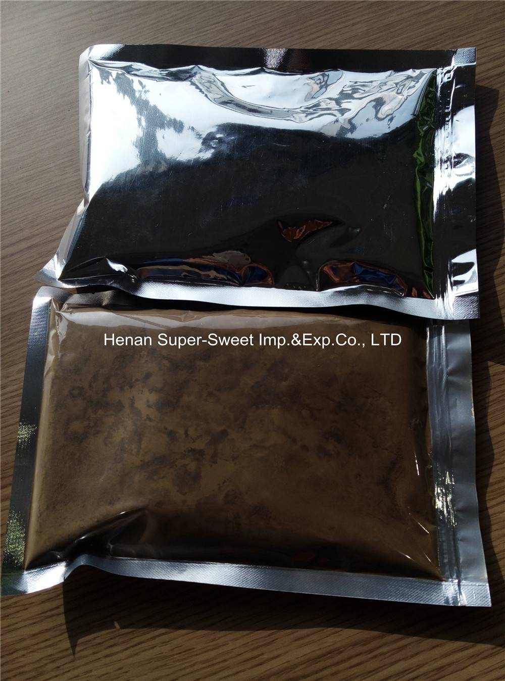 100% organic refined water solute propolis powder