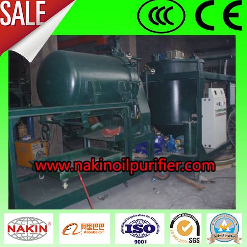 NAKIN JYWL Series Horizontal-closed Type Oil Filtration Equipment