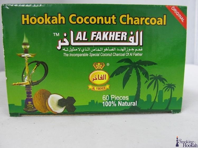 Al Fakher Coconut Coals