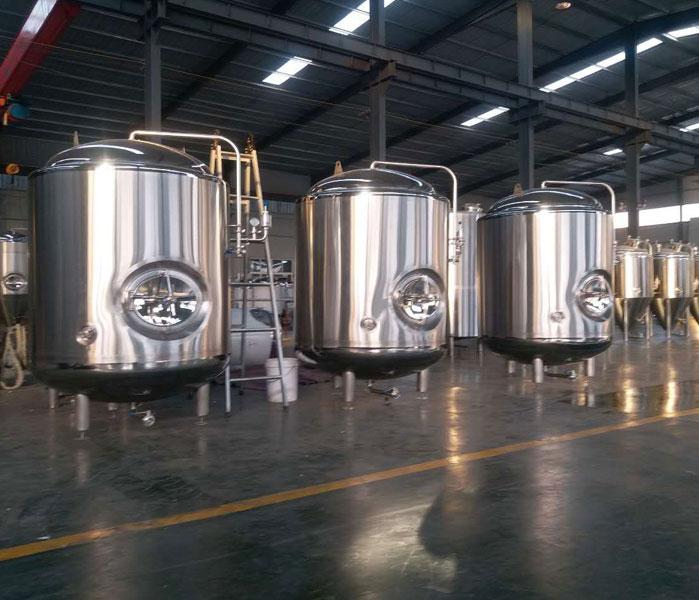 500L-1000L Bright Beer Tank/Brite Tank/Conditioning Tank