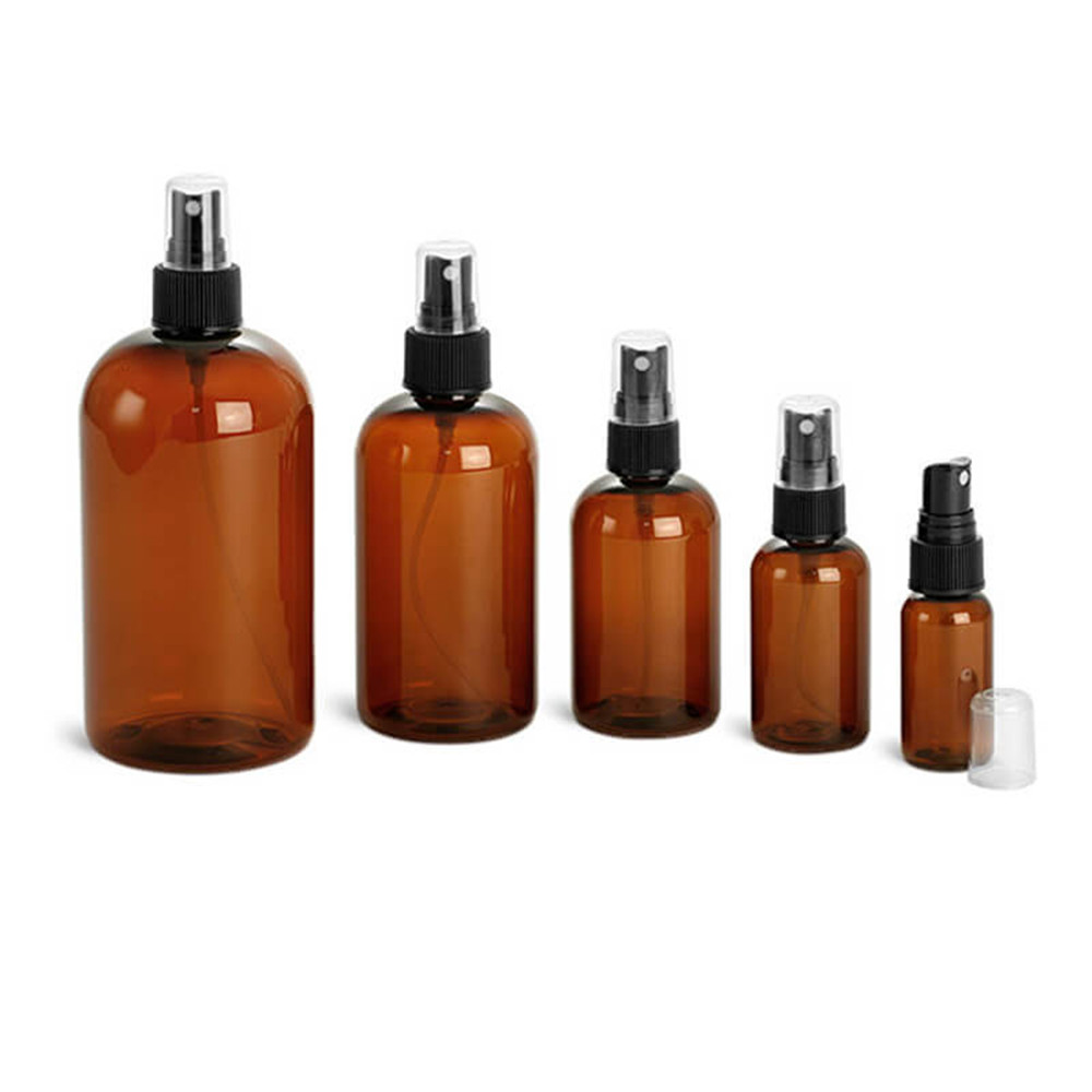 Best Selling 120ml 250ml 500ml PET Spray Bottle for Personal Care