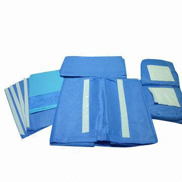 Hospital sterile General surgical pack