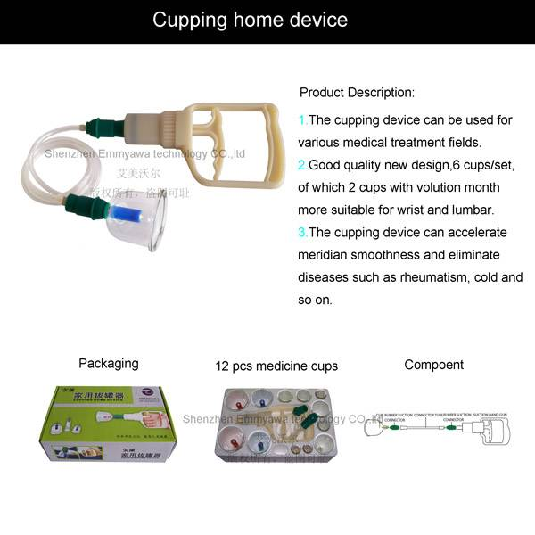 cupping home device