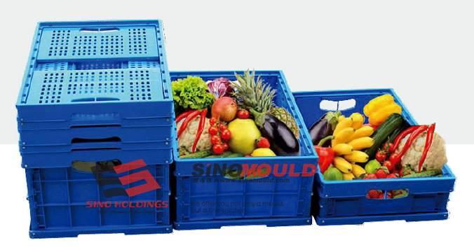 plastic fruit & vegetable container