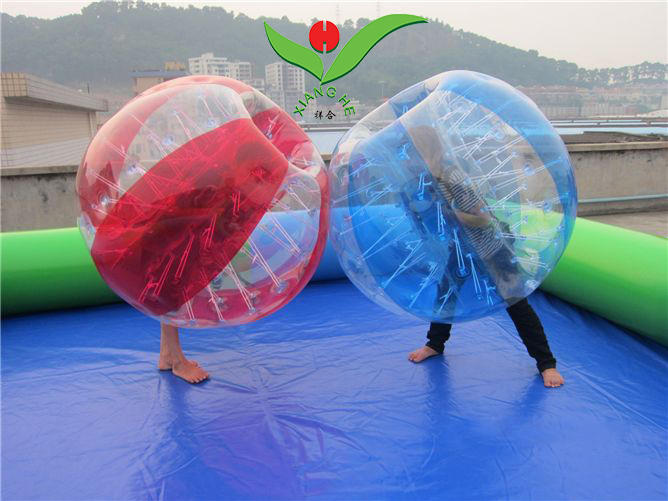 Good Quality body bump Zorb Ball Bubble Soccer Balls