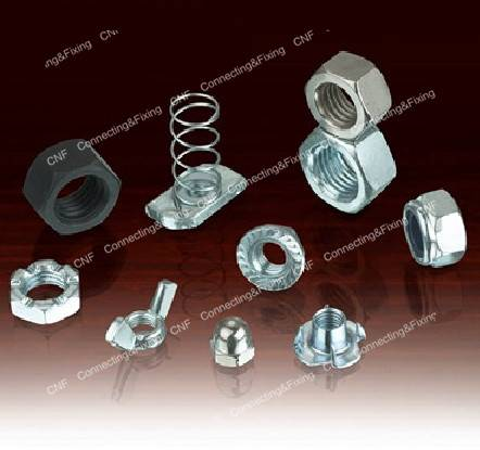 Heavy hex nuts/Domed nuts/Cap nuts/Hexagon nuts/Castle nuts/Slotted nuts/Thin nuts/Coupling Nuts