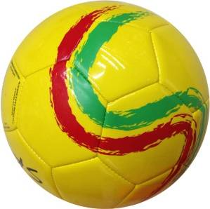 Colorful soccer