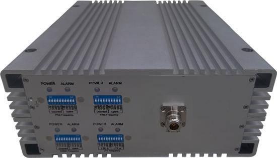 13~23dBm Quad system signal repeater