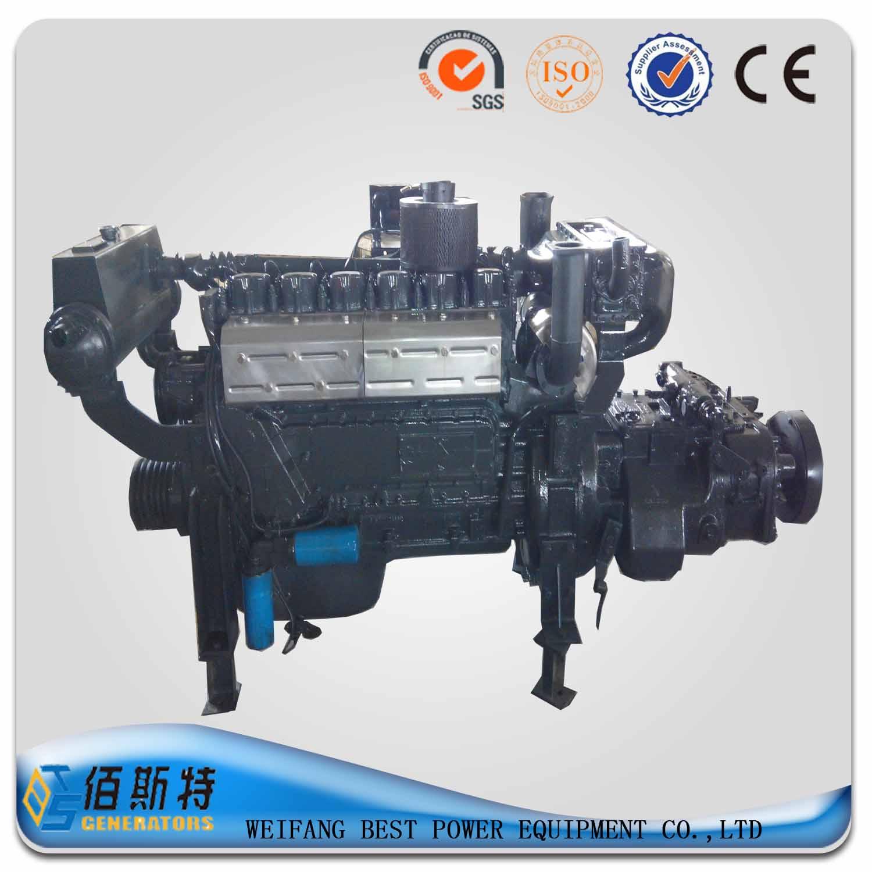 diesel marine engine for main power