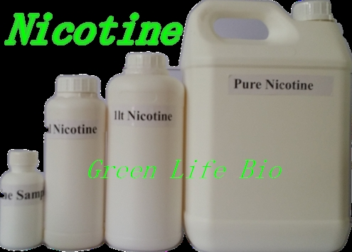 Nicotine liquid for mix e-liquid