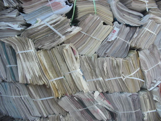 Waste Paper, Occ, Onp, Oinp, Yellow Pages Directories, Omg, Sop, White Tissue Waste Paper Waste Pape