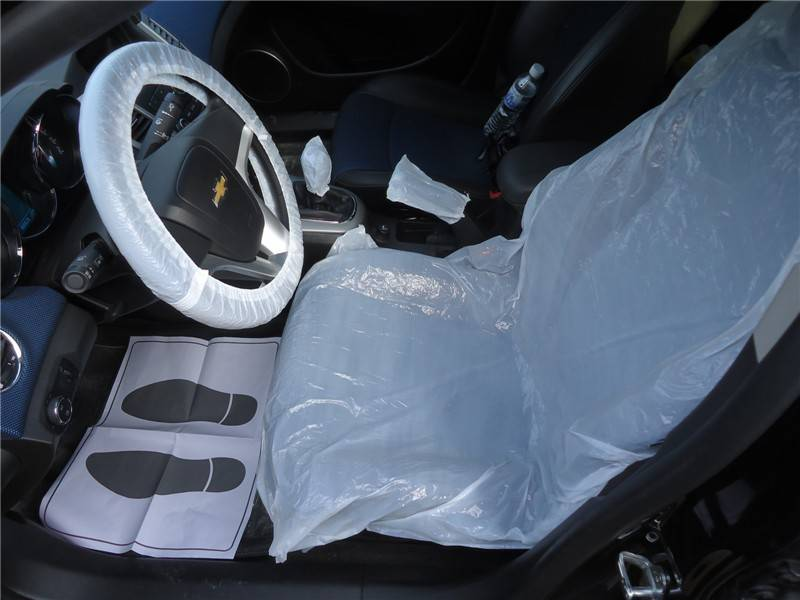 disposable HDPE plastic seat cover