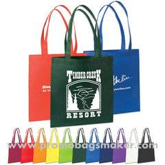 "Promotional Non-Woven Value Tote Bag - 13.5""w x 14.5""h"