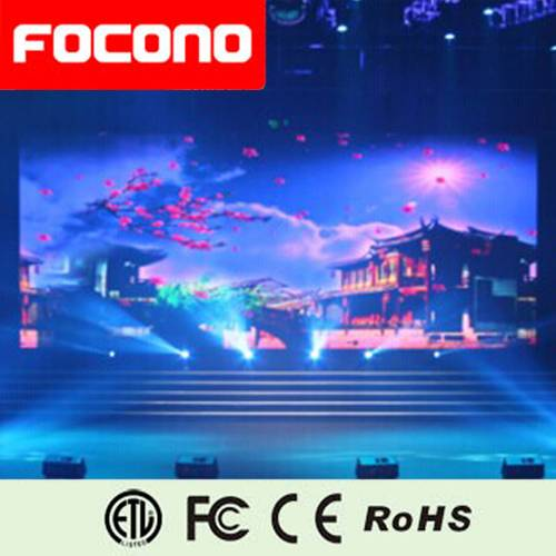 led stage screen rental led screen