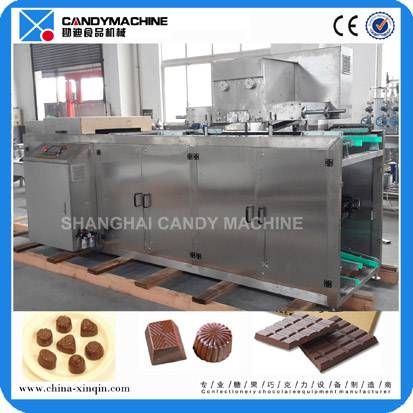 Chocolate molding machine in low price