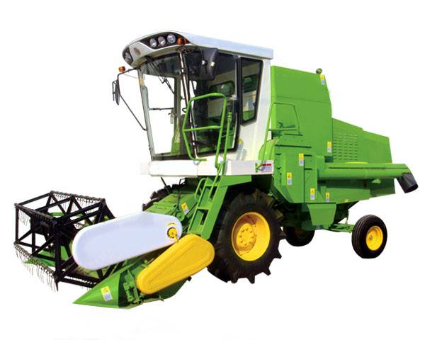 Self-Propelled Combine Harvester