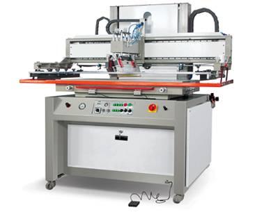 Garment screen printer