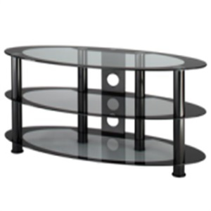 hot style glass tv stand