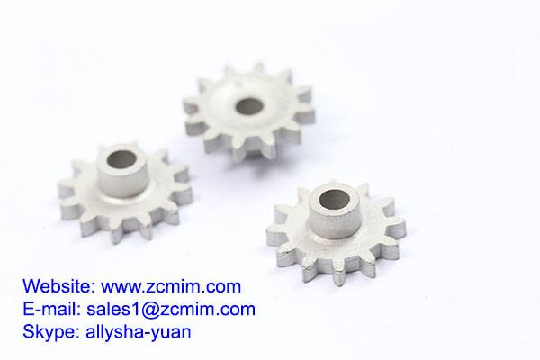 OEM stainless stee small gear|polish electroplate