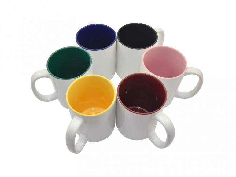 Sublimation Two-tone Color Mugs