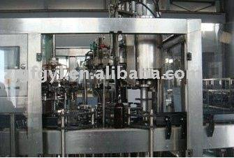 juice hot filling machine