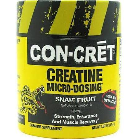 Con-Cret Concentrated Creatine Snake Fruit - 48 Servings