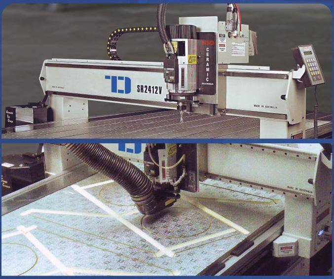 CNC Routing Machine for Pre Insulated Air Condition Duct Board