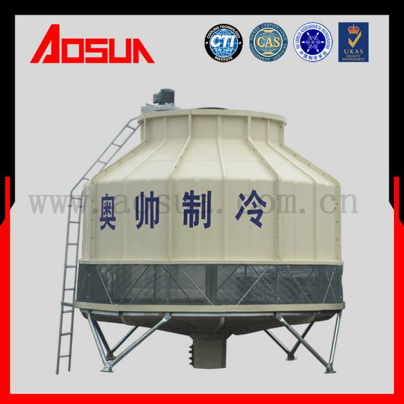 175m3 per hr FRP carrier mini cooling tower