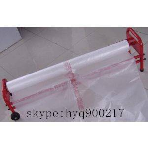 paint auto masking film with tape