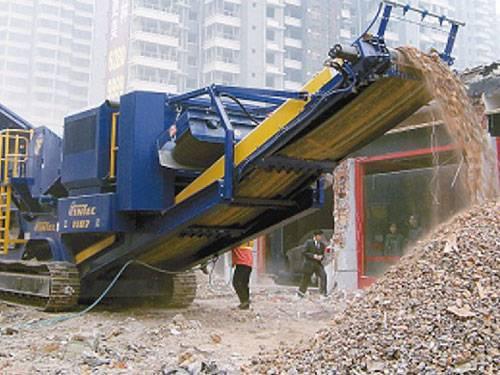 Construction Waste Disposal Equipment