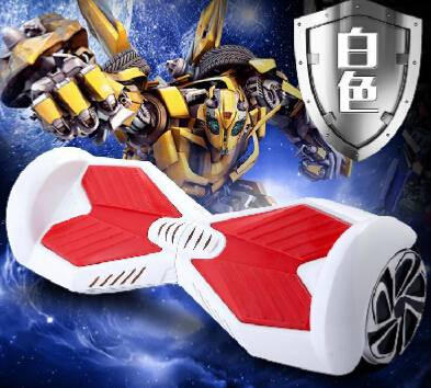 Fashion style auto-balancing electric balance scooter car 2 wheel electric hoverboard scooter
