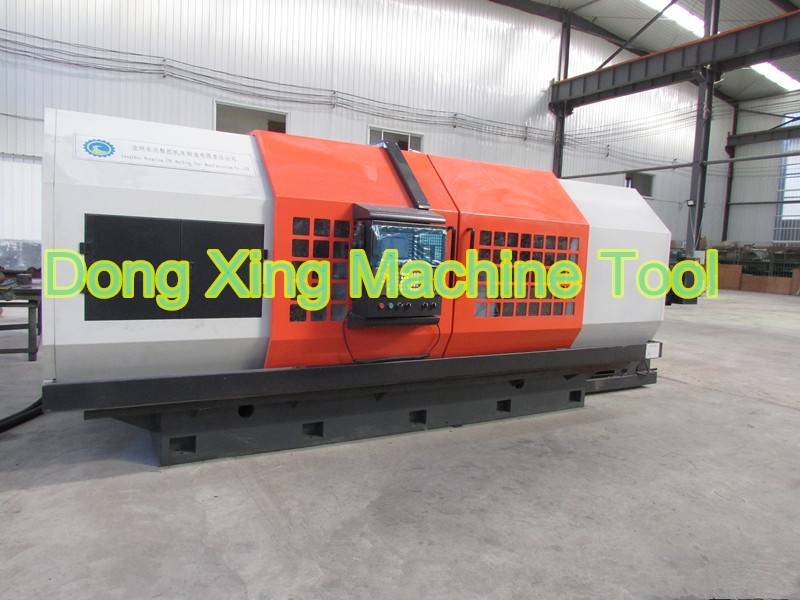 CNC Whirlwind Spiral Rotor Milling Machine
