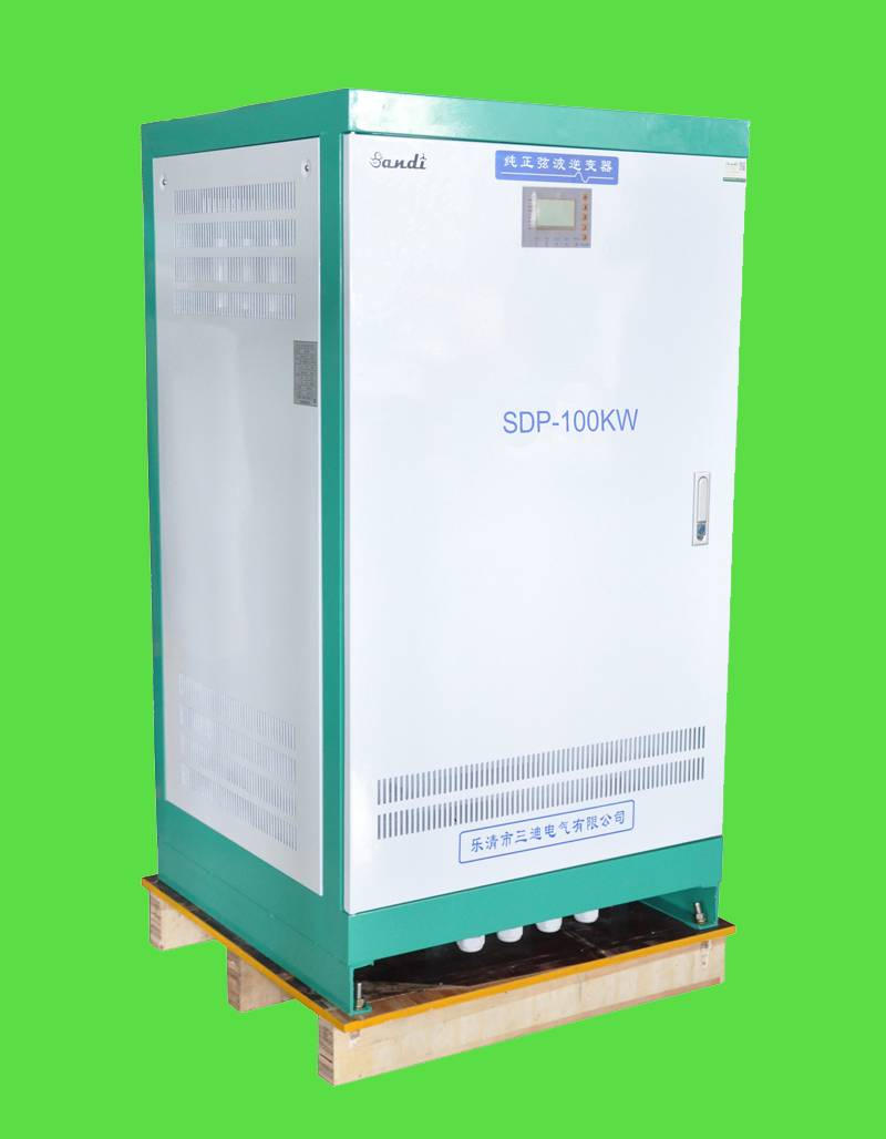 300-850VDC Wide Voltage Single/3 phase solar inverter without battery storage and AC grid/generator