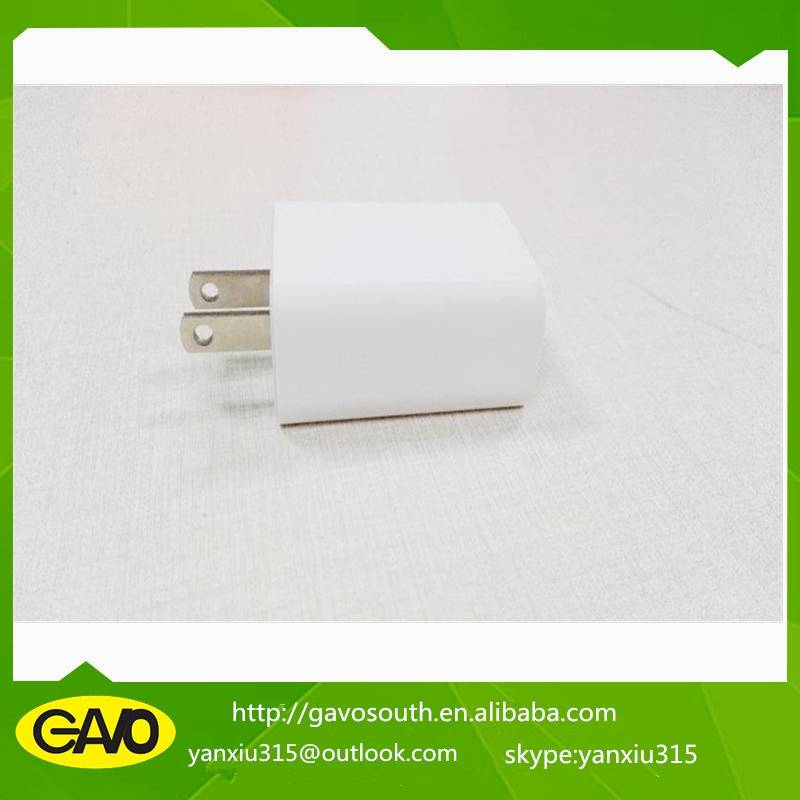 New product hiogh efficiency 5v micro usb adapter for smart phoone mp3 player