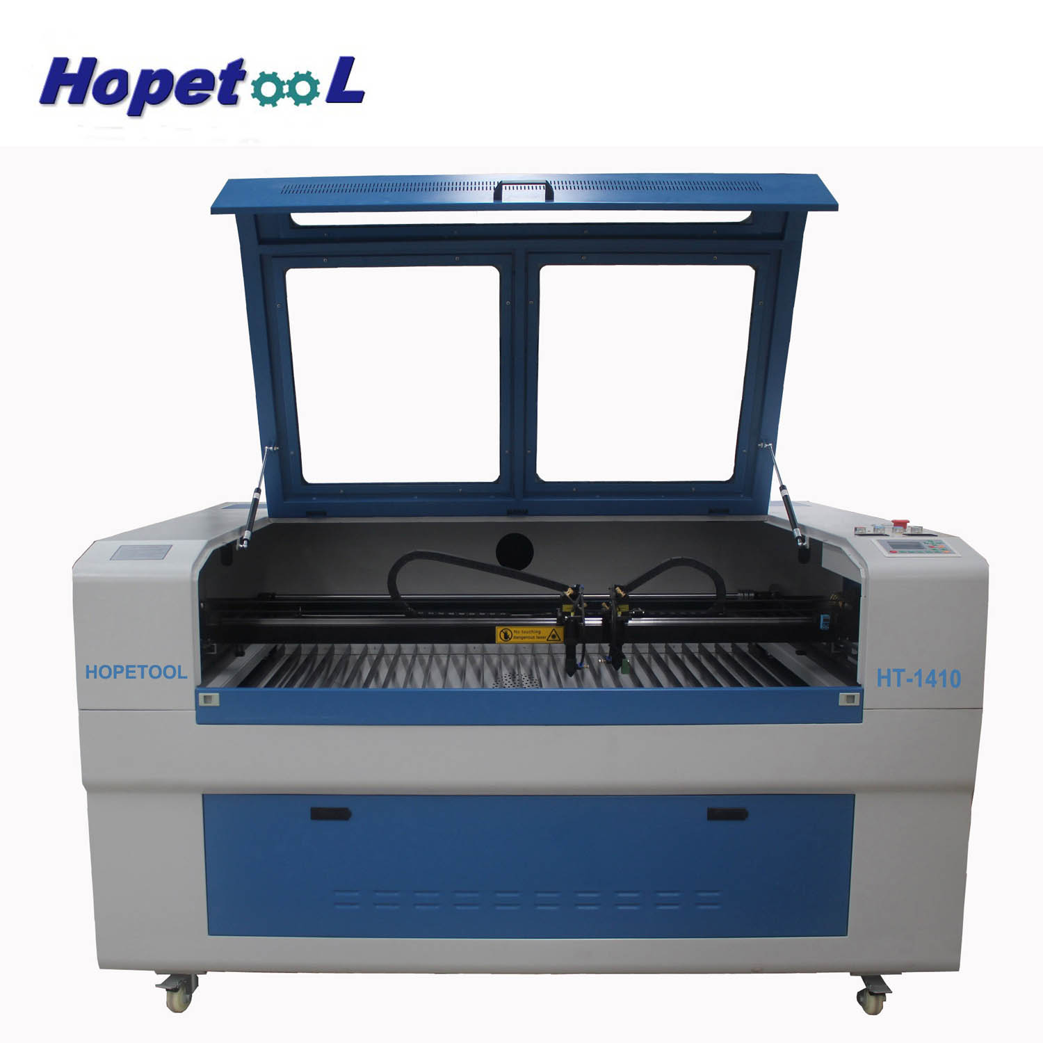 1410 china's most advanced technology two heads laser machinery/laser engraving machine