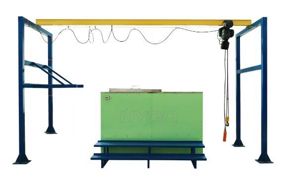 Dip spin coating machine/Semi-automatic coating machine