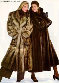 Export Marketing Services to the United States of America for Chinese Manufacturers of Fur Clothing