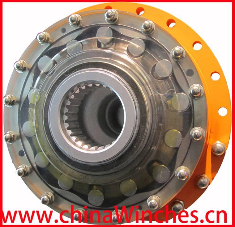 CB400, CB560, CA50 CA70 CA100 CA140 CA210 Hagglunds Compact CA CB Motor