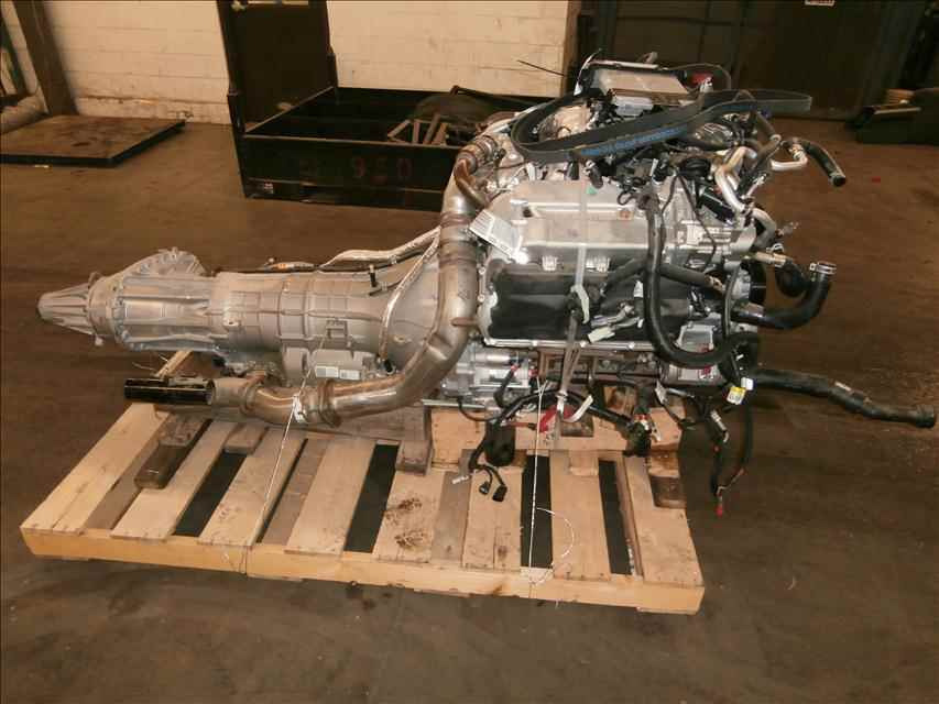 Ford F250sd 6.7L Engine Motor Transmission 2 Miles OEM