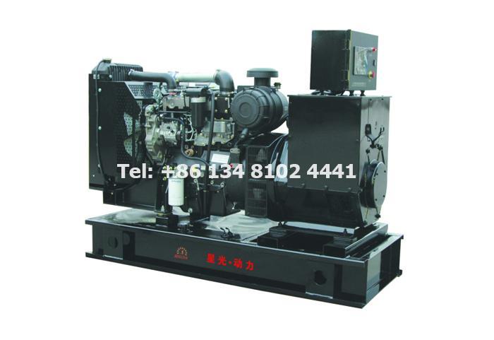 75 KW Perkins Generator
