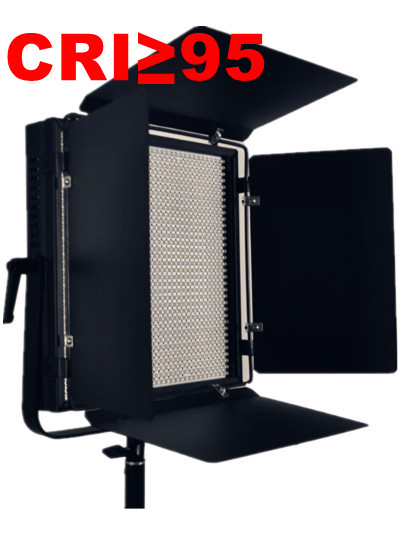 Vidego Continuous light CRI>95 Bi-Color LED Video Panel Light V Mount Film Shooting Light DMX Studio