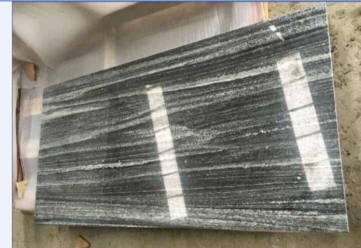 Nero Santiago Granite Crazy Hot On Mexico