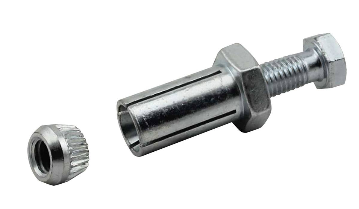 Made-in-China M12 Anchor Bolt Extension Stainless Steel Zinc