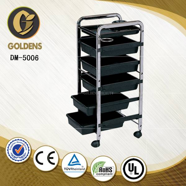 hair salon trolley beauty salon rolling carts for barber shop