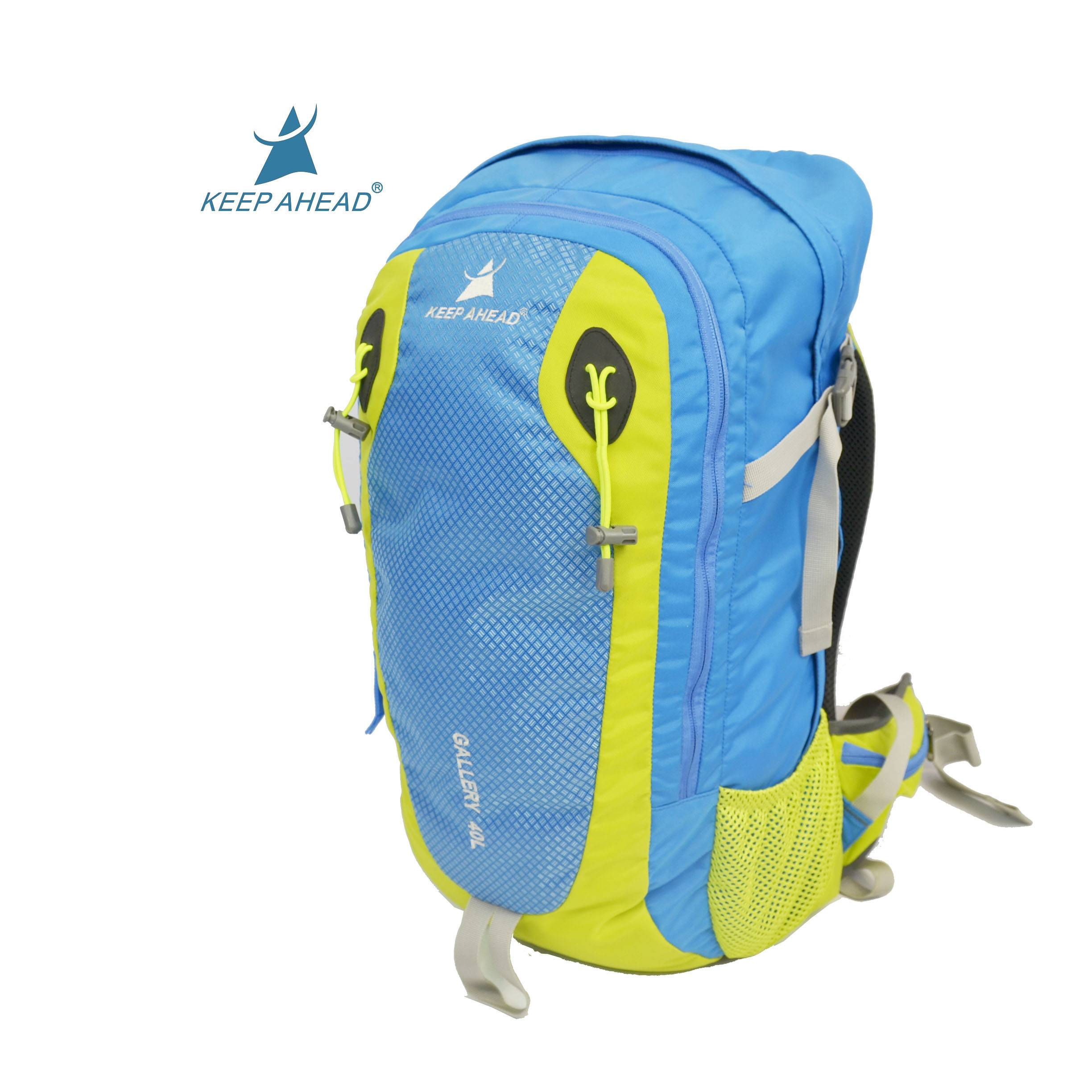 Light outdoor sport hiking backpack adventure mountain backpack day pack