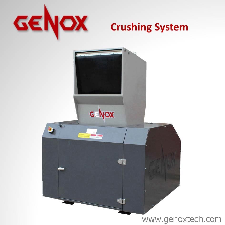 PP PE PVC Plastic Crusher/Plastic Grinder/Plastic Granulator