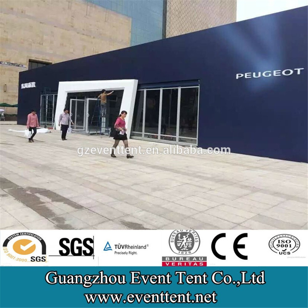 Guangzhou Exhibition Tent Fair Tent for Outdoor Event